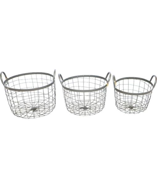 Basket Oval