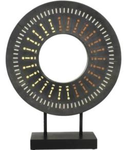 Ornament Scale Black