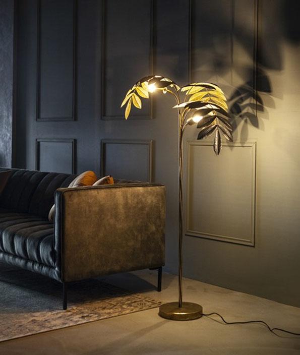 Unbeleafable Vloerlamp Detail2