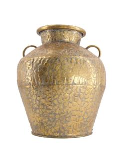 Vase Metal Ø17x66.5cm