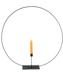 Kandelaar Cirkel Metaal M