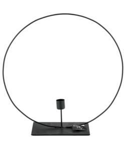 Kandelaar Cirkel Metaal S 1