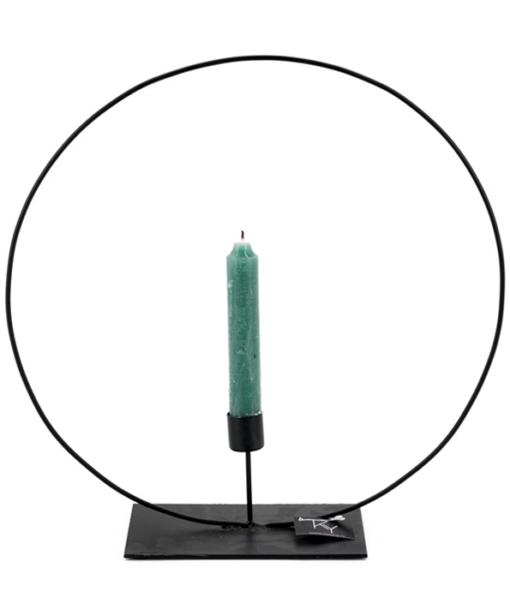 Kandelaar Cirkel Metaal S
