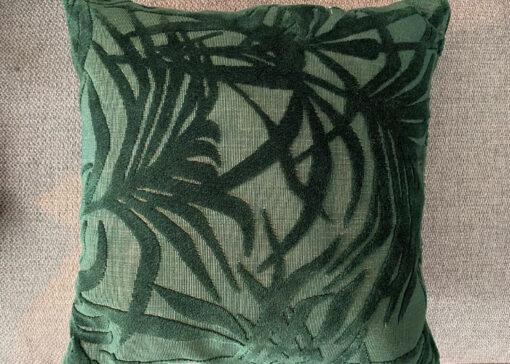 Kussen Palm Groen 2