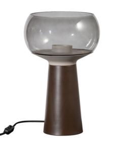 Mushroom Tafellamp Coffee