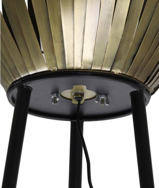 Vloerlamp Kyomi Brons 1