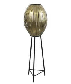 Vloerlamp Kyomi Brons