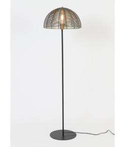 Vloerlamp Klobu Brons 1