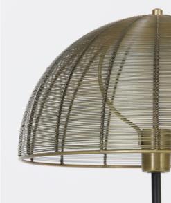 Vloerlamp Klobu Brons 2