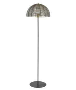 Vloerlamp Klobu Brons