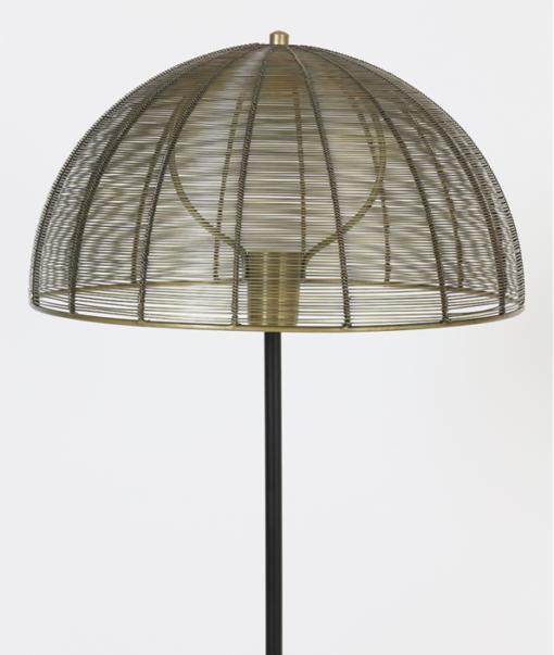 Vloerlamp Klobu Brons 3