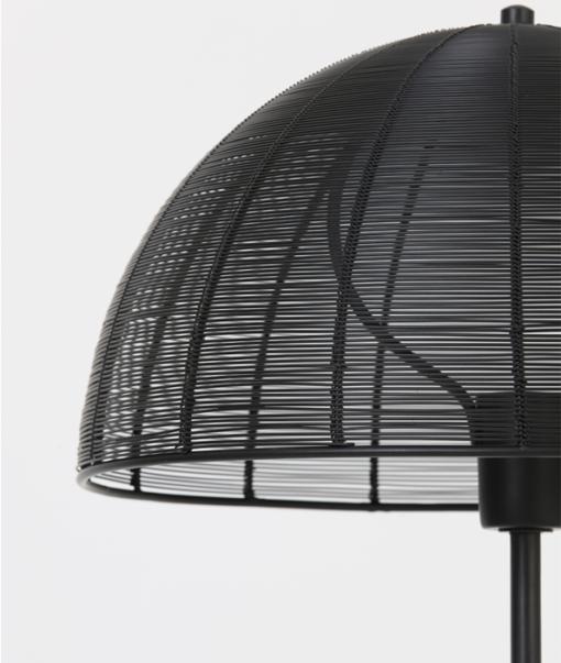 Vloerlamp Klobu Zwart 2