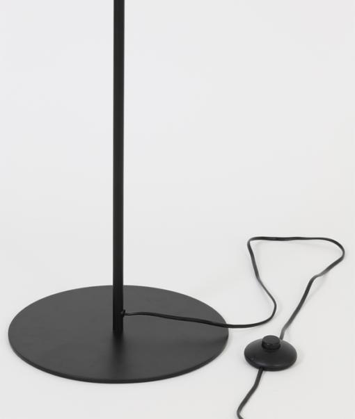 Vloerlamp Klobu Zwart 4