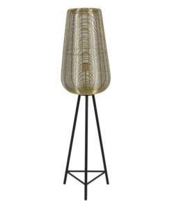 Vloerlamp Adeta Brons