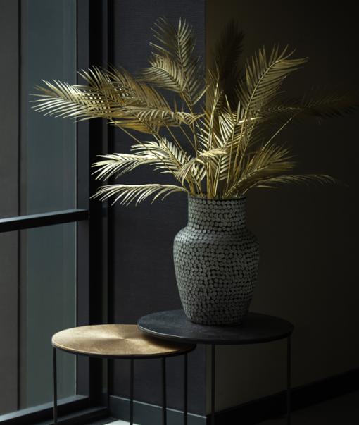 Palm Kunstplant Goud 2