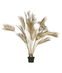 Palm Kunstplant Goud