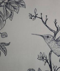 Bird Grey 1