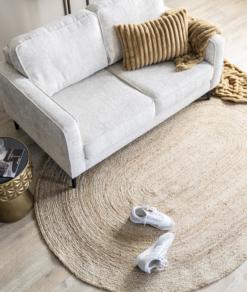 Carpet Vloerkleed S Naturel 2