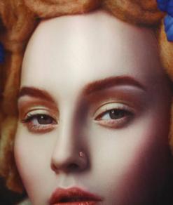 Lady Collar Amber 1