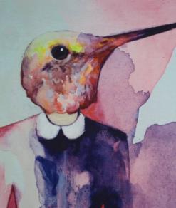 Bird Art 1