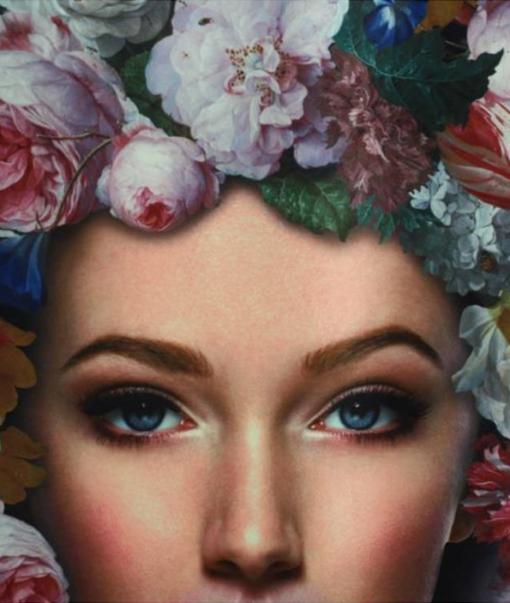Lady Flowers 1