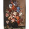 Wandkleed Bloemen