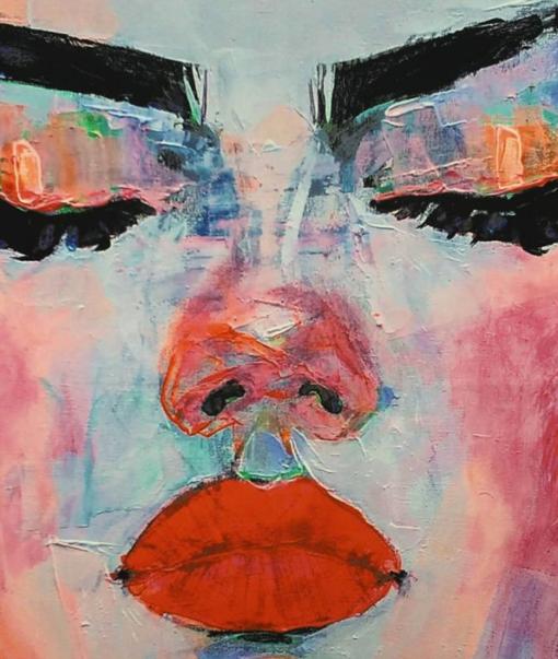 Woman Art Mix 1