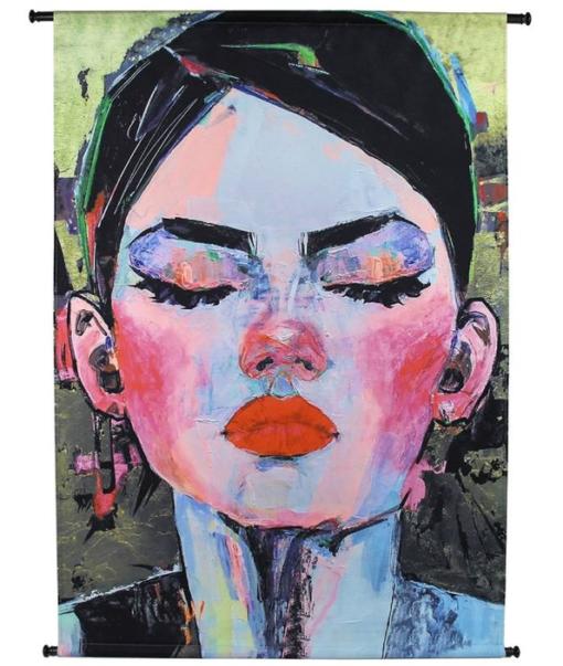 Woman Art Mix
