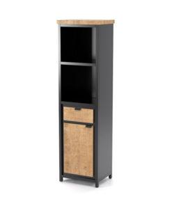 Cod Collection 1 Door 1 Drawer Cabinet